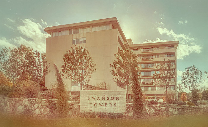 I Want To Live In The Swanson Towers My Omaha Obsession